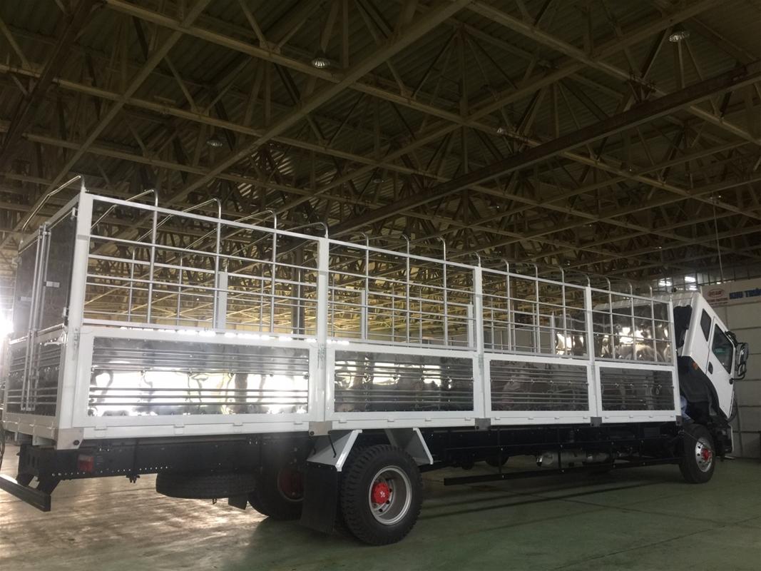 Thùng xe tải Veam VPT880