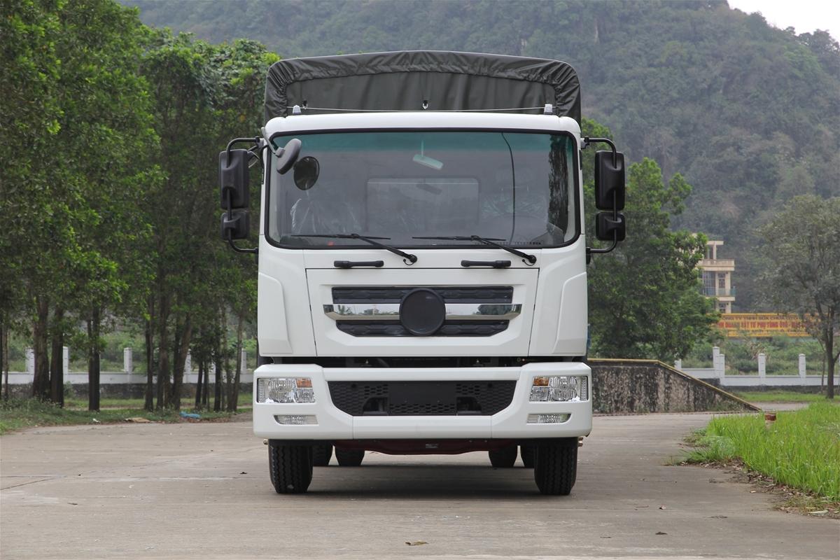 Xe tải Veam VPT880 tải 8 tấn thùng 9.5m