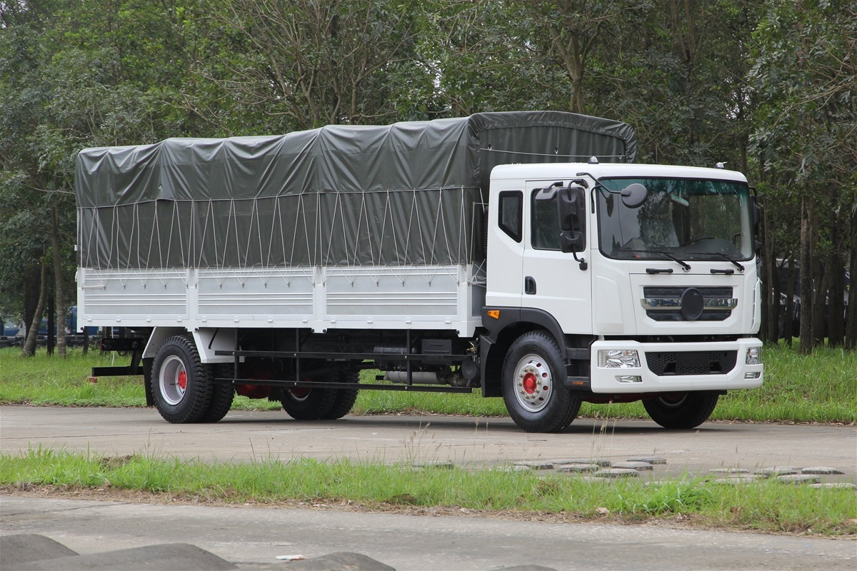 Xe tải Veam VPT950 thùng mui bạt 7.6m