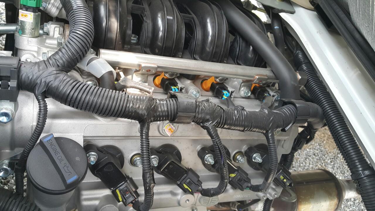 Động cơ CA4GX15 97ps của xe Veam Pro VPT095